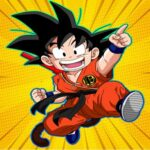 Dragon Ball Goku Runner Game Adventure